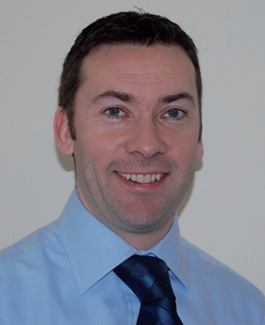 Stephen Hawthorne, Sales Director