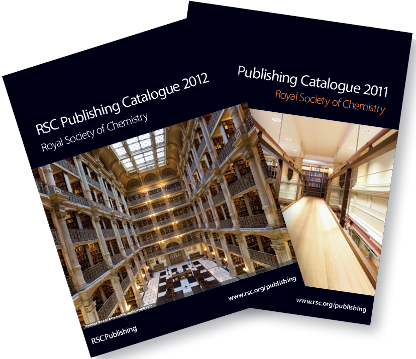 RSC Publishing Catalogues