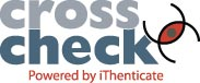 CrossCheck powered by iThenticate