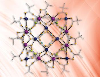 Cobalt-gadolinium molecular squares