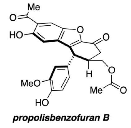 propolisbenzofuran B