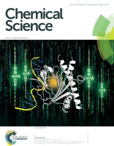 Chemical Science cover image