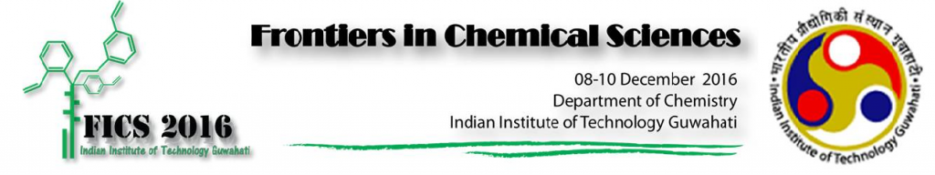 Frontiers in Chemical Science 2016