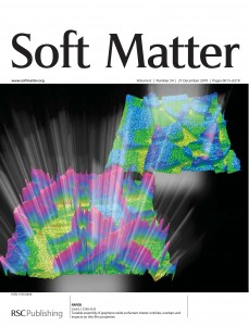 Soft Matter issue 24 inside front cover