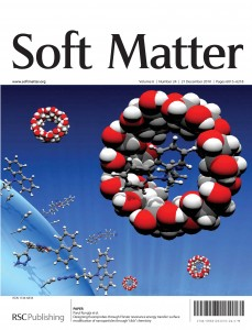 Soft Matter issue 24 outside front cover