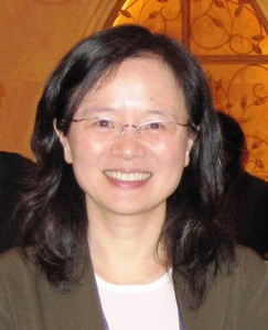 Photograph of Jian Ping Gong