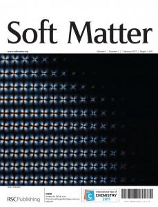 Soft Matter Cover