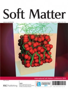 Soft Matter front cover