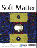 Soft Matter issue 15 front cover