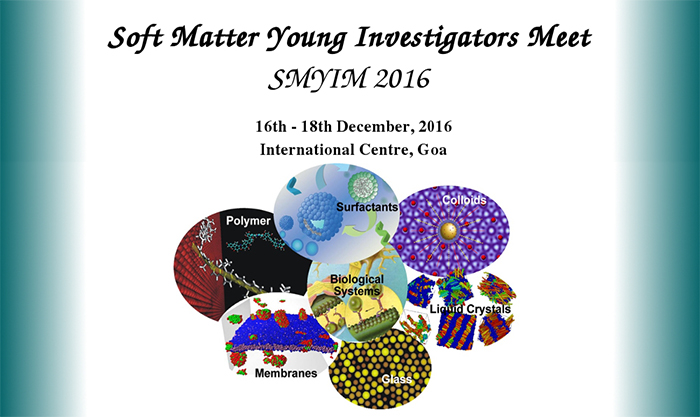 Soft Matter Young Investigators Meet 2016