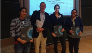 Award winners at the 3rd Edwards Symposium